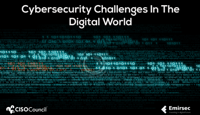 Cybersecurity Challenges In The Digital World
